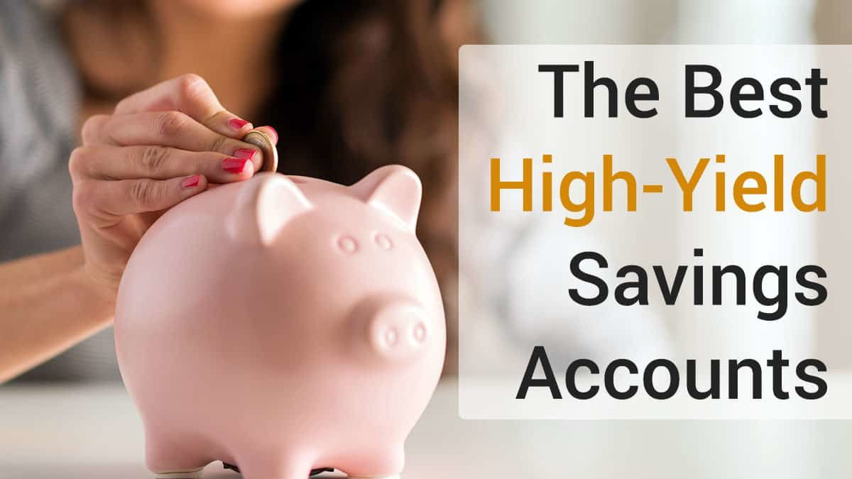 Best High-Yield Savings Accounts