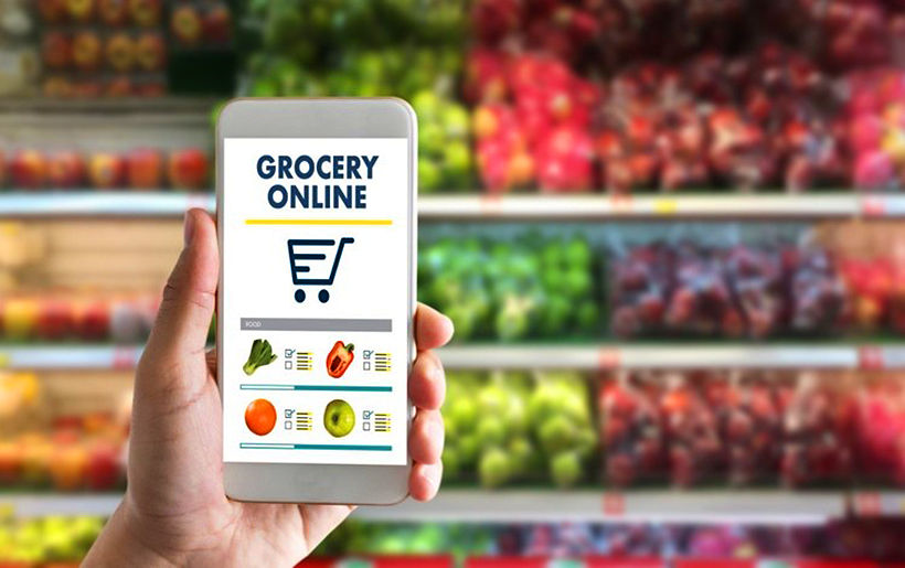 Save Money While Online Grocery Shopping