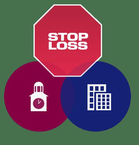 stop-loss insurance.